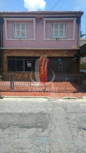 Sobrado Para Venda No Bairro Tatuapé, 3 Dorms, 4 Vagas, 245 M -  Próx. Ao Metro Carrão - 3715