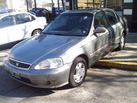 Honda Civic 1.6 Ex 4ptas 2000