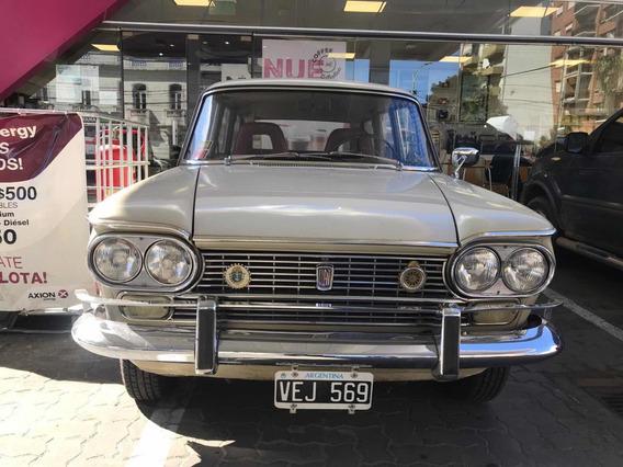Fiat 1500 Familiar 1964 Todo Original Impecable Unico!!!!