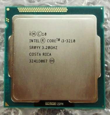 Processador Intel Core I3 3210 3.20ghz Sr0yy
