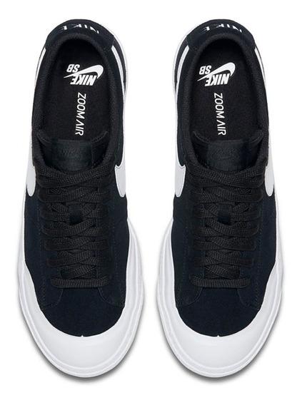 Tênis Nike Sb Blazer Zoom Low Xt - Preto / Branco 38