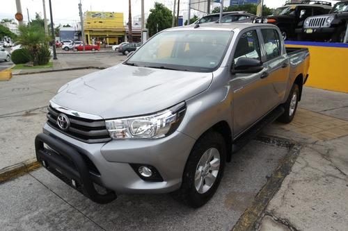Imagen 1 de 14 de 2019 Toyota Hilux Doble Cabina Sr Factura Original