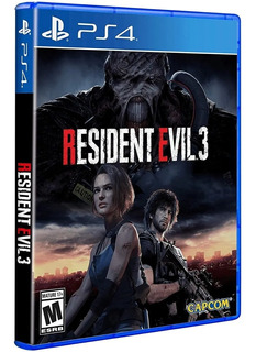Resident Evil 3 Remake Para Ps4-- 100% Original