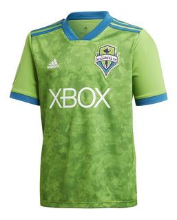 Camisa Seattle Sounders 18/19 Unif. 1 - Pronta Entrega
