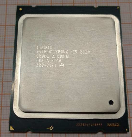 Processador Xeon E5-2620 V1 6 Cores 12t Soquete Lga 2011
