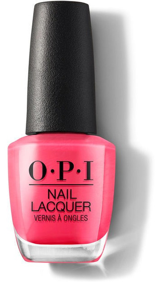 Opi Esmalte Strawberry Margarita - Nlm23