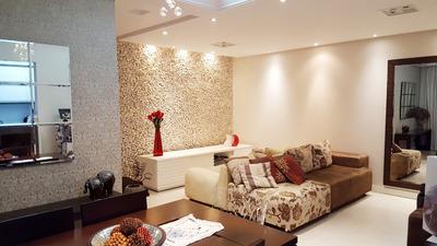 Lindíssimo Apartamento Em São Caetano Do Sul Com 107m2