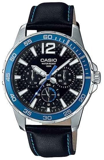 Relógio Casio Masculino Marine Sports Mtd-330l-1a2vdf