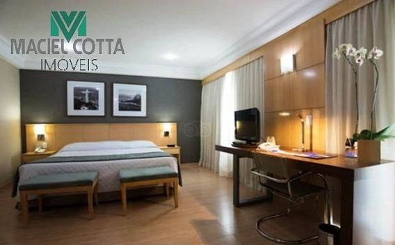 Flat Para Aluguel, 1 Dormitórios, Barra Da Tijuca - Rio De Janeiro - 3256