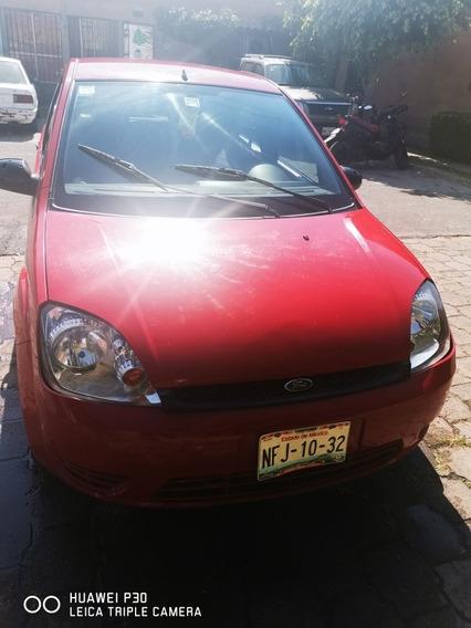 Ford Fiesta 1.6 First 5vel Aa Sedan Mt 2006
