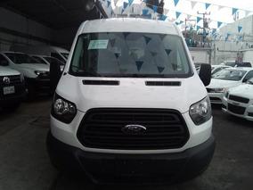 Ford Transit Pasajeros 2017