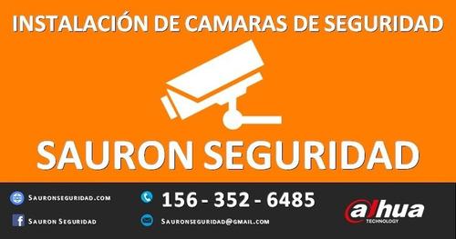 Imagen 1 de 5 de Instalacion-venta De Camaras De Seguridad Dahua Hdcvi  Dvr