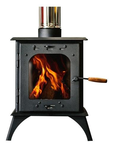 Calefactor A Leña Qutral Modelo Andes 7 Kw