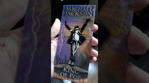 Michael Jackson (this Is It) *ingresso Original Raro