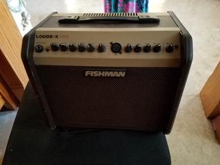 Amplficador Acustico Fishman Loudbox 2 Canales 60 Watts Rms