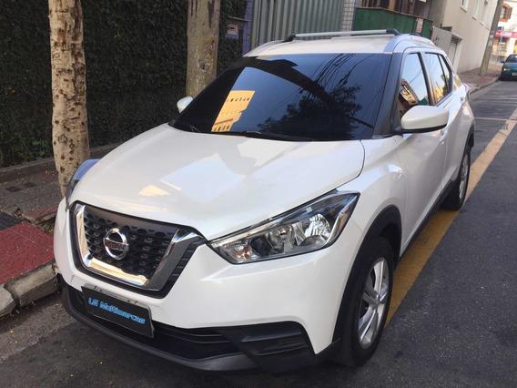 Nissan Kicks S 1.6 Automatica 2018 Unico Dono