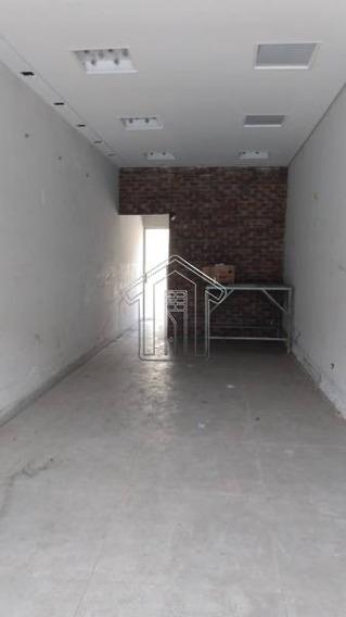 Salão Para Locação No Bairro Centro - 12376santoandre