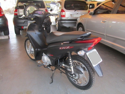 Honda - Biz Es 125 - Apenas 7.000 Km - 2015