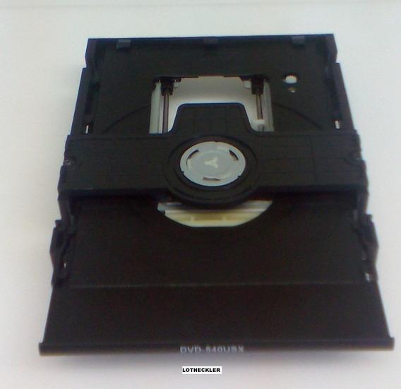 Mecanismo Completo C/ Leitor Óptico Dvd Cce -mod Dvd-540usx