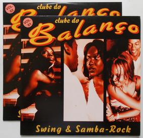 Clube Do Balanço Lp Duplo - Swing & Samba Rock [2012]