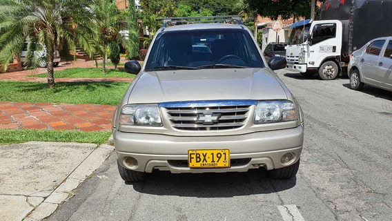 Chevrolet Gran Vitara 2.0 V6 Mt 4x4 Blindaje 2 Plus