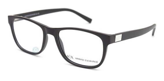 Lentes Armani Exchange 3034 Dos Colores Disponible Oftalmico