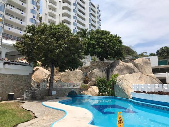 Costa Azul Departamento Tres Recamaras Amueblado Con Alberca