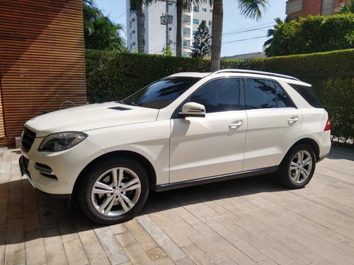 Mercedes-benz Ml350 Blanco 2014