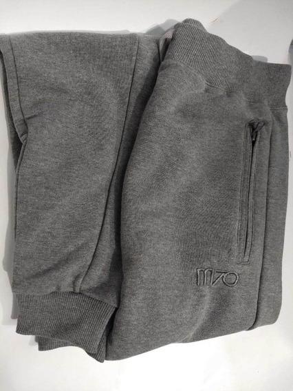 Pantalon Rustico Gris Hom Mutz Mutz Hombre