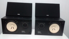 Par De Caixas/monitores Yamaha Ns 10 Mc (originais)