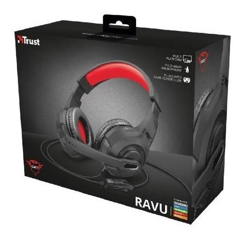 Audifono 22450 Gamer Trust Gxt 307 Ravu