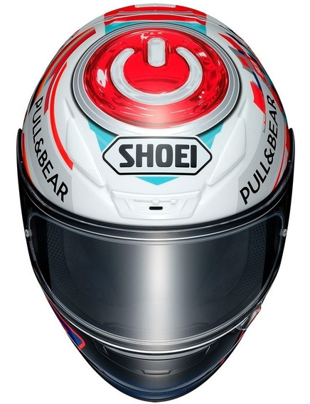 Capacete Shoei Nxr Marquez Power Up Oficial! 12x S/juros
