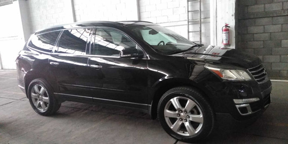 Chevrolet Traverse 3.6 Lt Piel At 2017