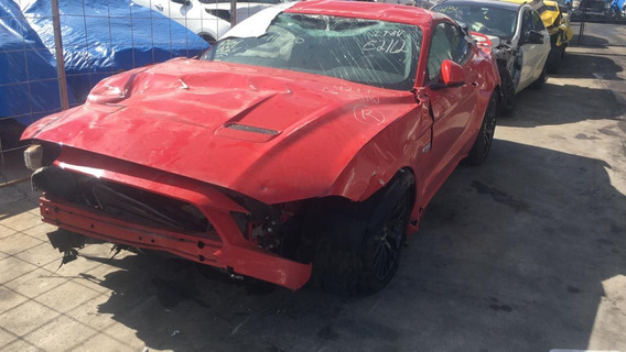 Sucata Para Venda De Peças Ford Mustang Gt 2018