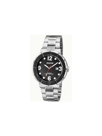 Relógio Magnum Business 100 Metros Água Masculino Ma31319t