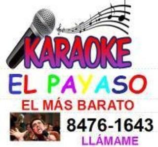Karaoke Barato E Inflable