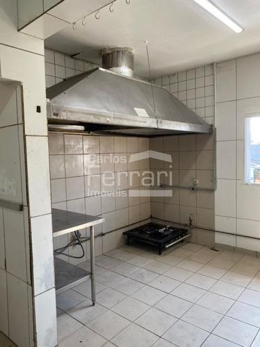 Imagem 1 de 10 de Cozinha Para Delivery  - Cf35291