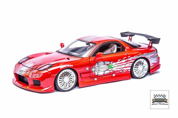 1:24 Mazda Rx7 1993 Dom