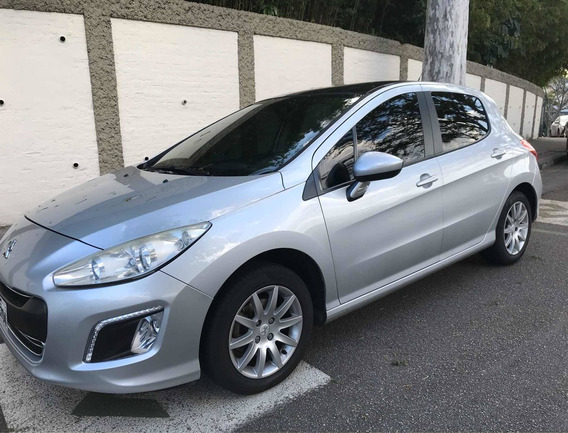 Peugeot 308 1.6 Active Flex 5p 2014