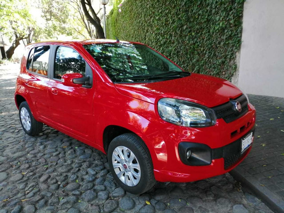 Fiat Uno 1.4 Way Mt 2018