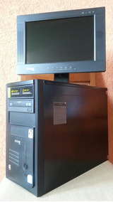 Computador (cpu+monitor+teclado)