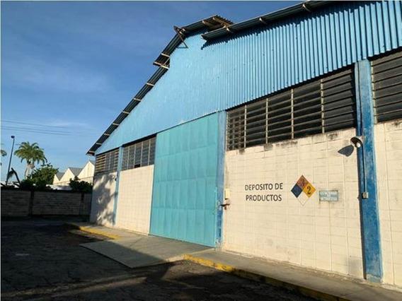 Venta Galpón Zona Industrial Municipal