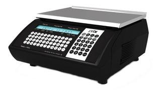 Balança comercial digital Toledo Prix 4 Uno 15kg 110V/220V preto