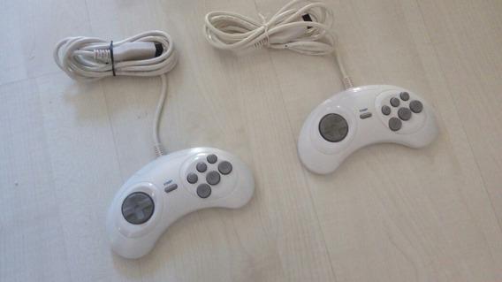 Controle Original De Mega Drive 6 Botões - Valor Unitário