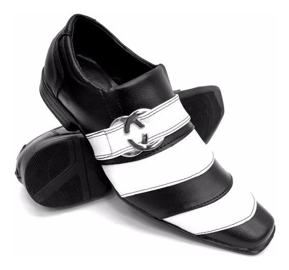 Sapato Luxo Masculino Homens Elegante Promoção Super