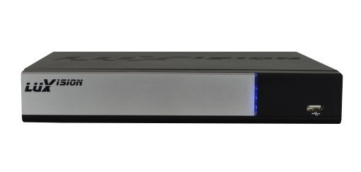 Dvr Luxvision Stand Alone 16 Canais 720p