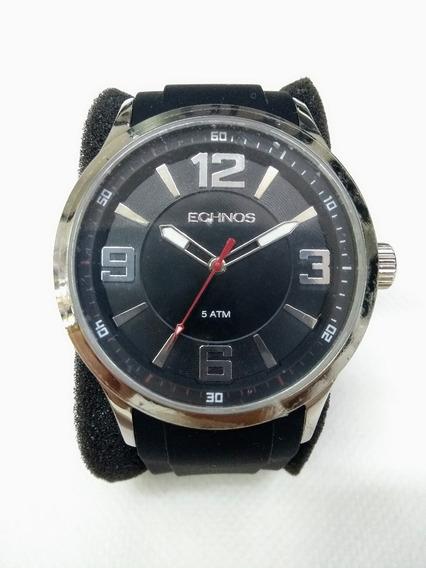 Relógio Masculino Technos 2035lpe/8p Prata - Leia O Anúncio