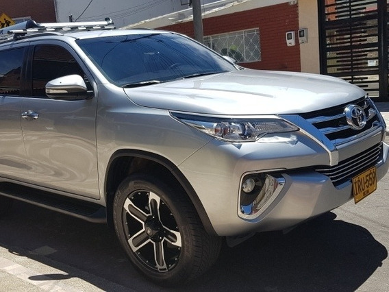 Toyota Fortuner 2.7 Gasolina 4x2