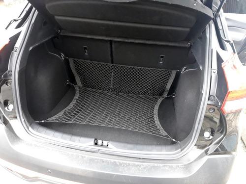 Combo 2 Redes Porta Objetos Porta Malas P/ O Nissan Kicks