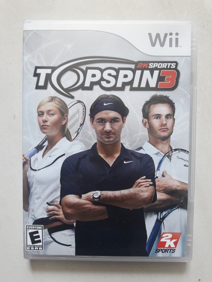 Top Sping 3 Wii